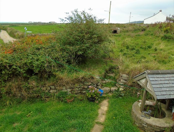Detached House, Land, 3 bedroom Property for sale in Pendeen, Cornwall for £420,000, view photo 30.