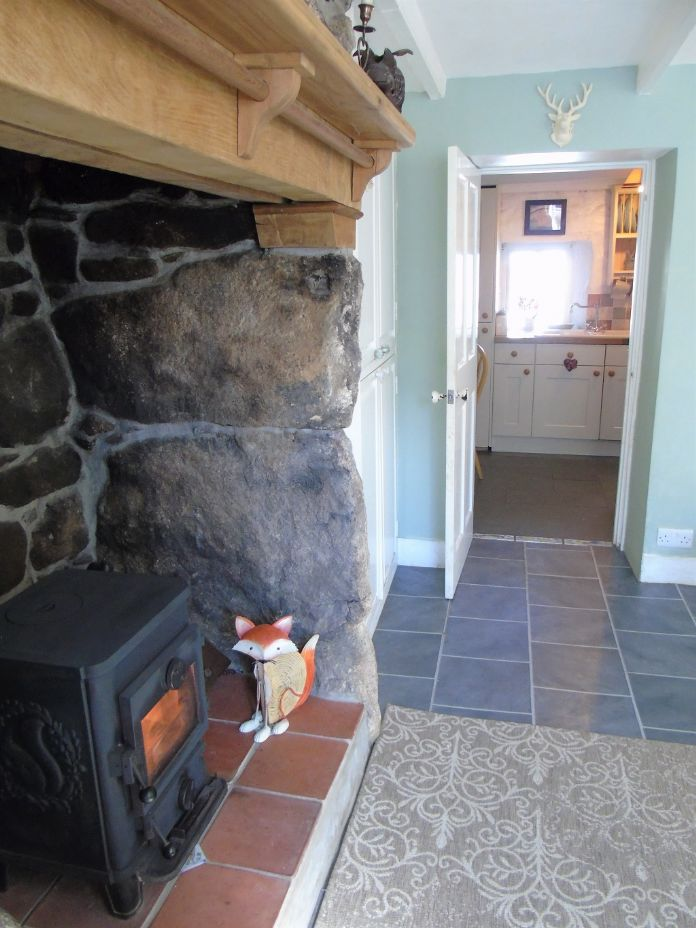 Terraced, House, 3 bedroom Property for sale in Pendeen, Cornwall for £190,000, view photo 5.