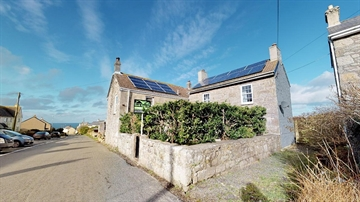 Detached House for sale in Pendeen: Boscaswell Road, Lower Boscaswell Road, Pendeen, Cornwall.  TR19 7UF, £380,000
