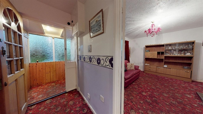 Terraced, Bungalow, 2 bedroom Property for sale in Penzance, Cornwall for £220,000, view photo 3.
