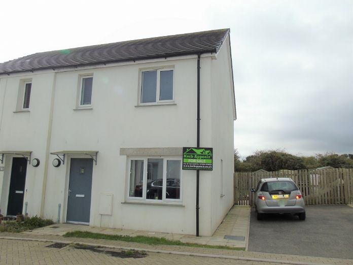 Semi Detached House, 1 bedroom Property for sale in Carbis Bay, Cornwall for £180,000, view photo 1.