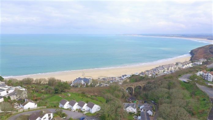 Semi Detached House, 1 bedroom Property for sale in Carbis Bay, Cornwall for £180,000, view photo 18.