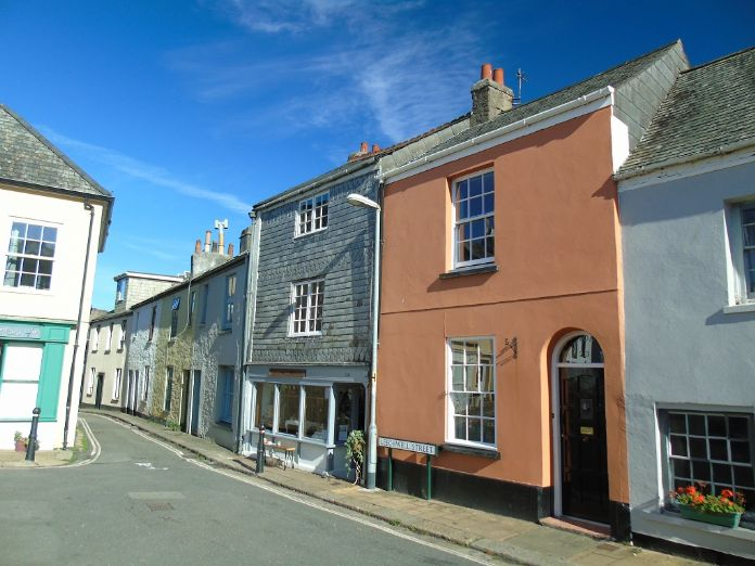 Terraced, 3 bedroom Property for sale in , Cornwall for £370,000, view photo 1.