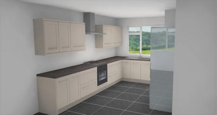 Detached House, 3 bedroom Property for sale in Goldsithney, Cornwall for £375,000, view photo 6.