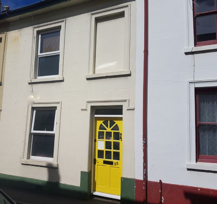 Terraced, House, 3 bedroom Property for sale in Penzance, Cornwall for £125,000, view photo 1.