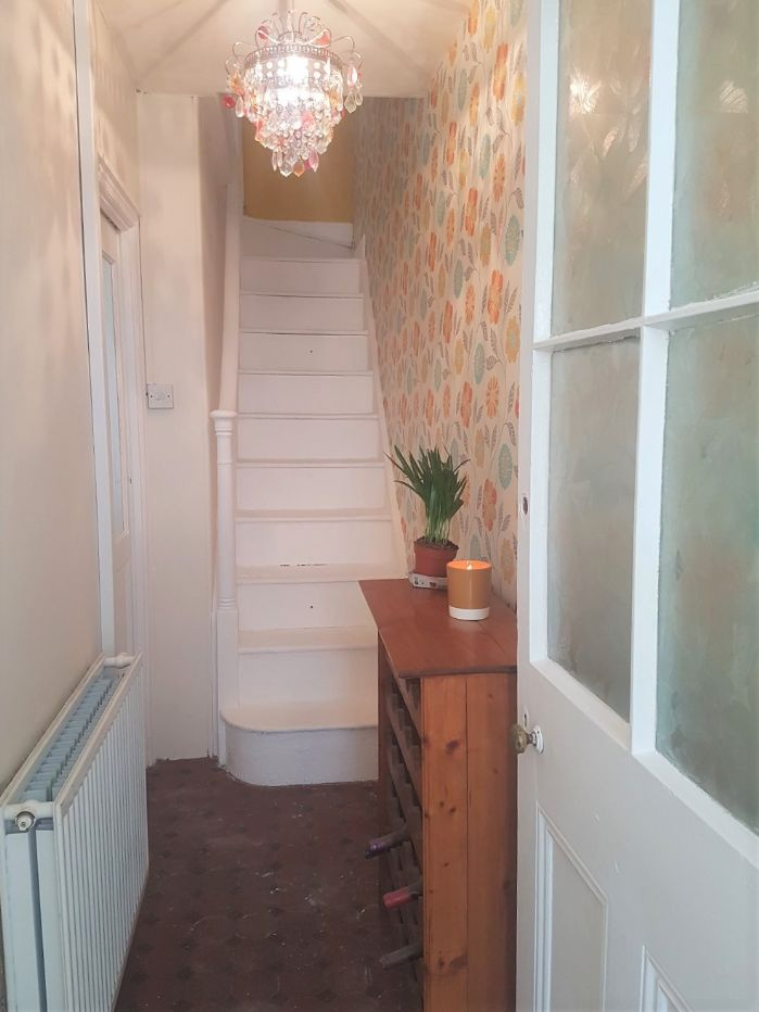Terraced, House, 3 bedroom Property for sale in Penzance, Cornwall for £125,000, view photo 4.