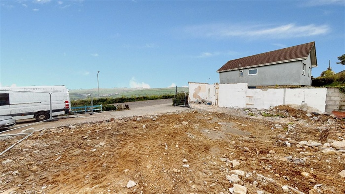 Land Property for sale in St Just, Cornwall for £120,000, view photo 1.
