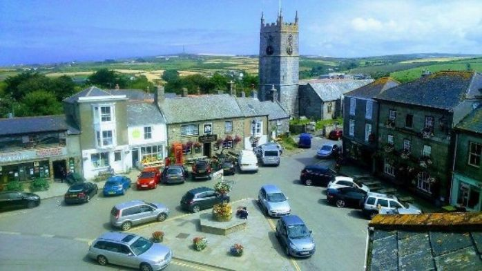 Land, 3 bedroom Property for sale in St Just, Cornwall for £120,000, view photo 7.