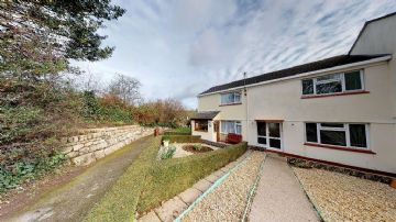 Terraced, House for sale in Ludgvan: Fairfield, Ludgvan, Penzance, Cornwall TR20 8ES, £195,000