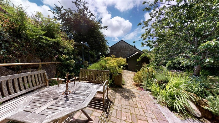 End of Terrace, House, 2 bedroom Property for sale in Lamorna, Cornwall for £375,000, view photo 1.