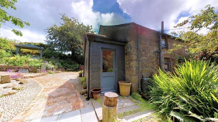 End of Terrace, House, 2 bedroom Property for sale in Lamorna, Cornwall for £375,000, view photo 2.