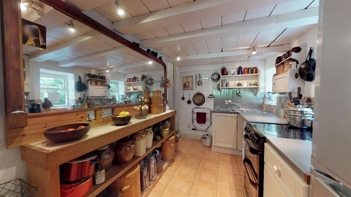 End of Terrace, House, 2 bedroom Property for sale in Lamorna, Cornwall for £375,000, view photo 9.