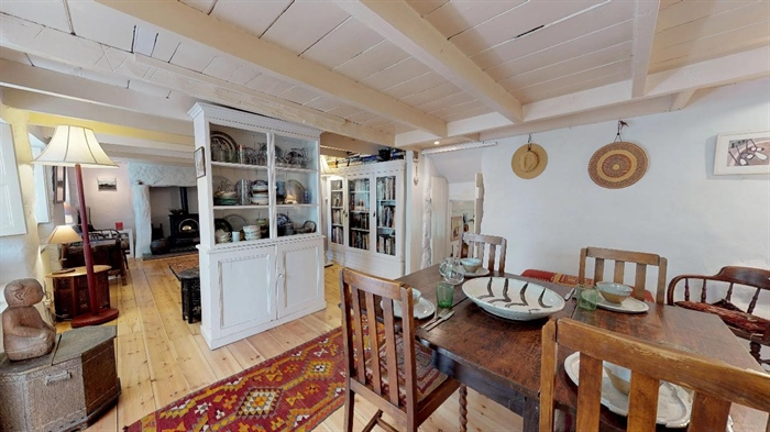 End of Terrace, House, 2 bedroom Property for sale in Lamorna, Cornwall for £375,000, view photo 11.