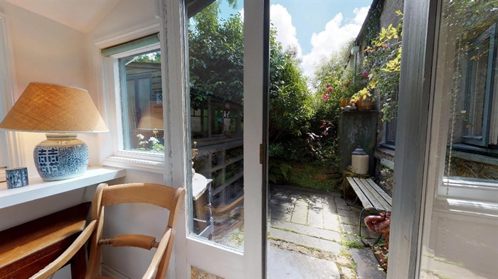 End of Terrace, House, 2 bedroom Property for sale in Lamorna, Cornwall for £375,000, view photo 17.