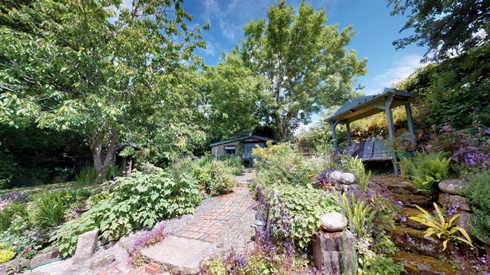 End of Terrace, House, 2 bedroom Property for sale in Lamorna, Cornwall for £375,000, view photo 31.