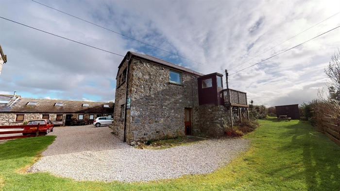 Barn Conversion, 2 bedroom Property for sale in Sennen, Cornwall for £190,000, view photo 1.