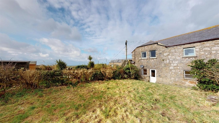 Barn Conversion, 2 bedroom Property for sale in Sennen, Cornwall for £190,000, view photo 2.