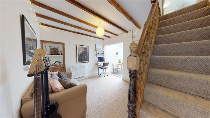 Terraced, 2 bedroom Property for sale in Penzance, Cornwall for £180,000, view photo 7.