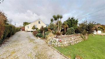 Detached House for sale in Praa Sands: Helston Road, Germoe, Penzance, Cornwall TR20 9AA, £230,000