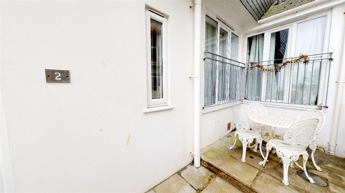 Holiday Home, Flat, 1 bedroom Property for sale in St Ives, Cornwall for £150,000, view photo 10.
