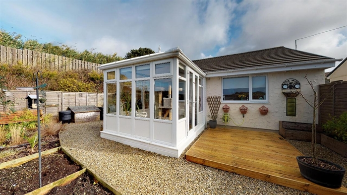 Detached Bungalow, 2 bedroom Property for sale in Redruth, Cornwall for £149,730, view photo 1.
