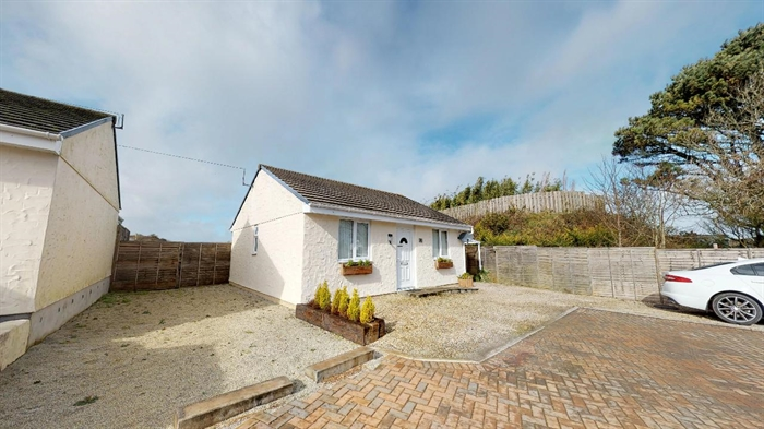Detached Bungalow, 2 bedroom Property for sale in Redruth, Cornwall for £149,730, view photo 2.