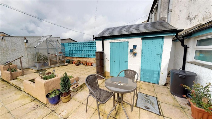 Terraced, House, 3 bedroom Property for sale in Camborne, Cornwall for £170,000, view photo 19.