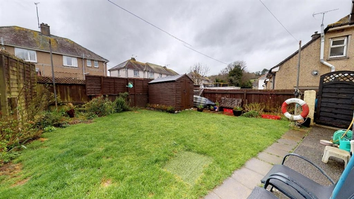 Semi Detached House, 3 bedroom Property for sale in Penzance, Cornwall for £195,000, view photo 2.
