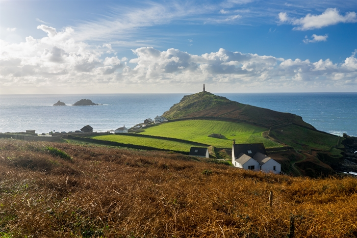 Flat, 3 bedroom Property for sale in St Just, Cornwall for £175,000, view photo 14.