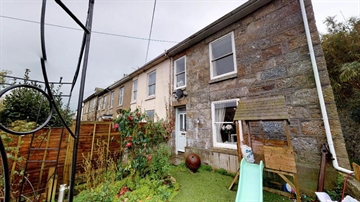 End of Terrace for sale in Newlyn: Newlyn, Penzance, Cornwall., £220,000