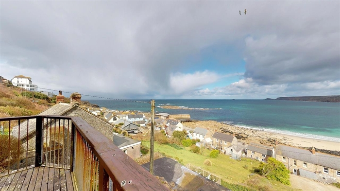 Detached Bungalow, 3 bedroom Property for sale in Sennen Cove, Cornwall for £525,000, view photo 2.