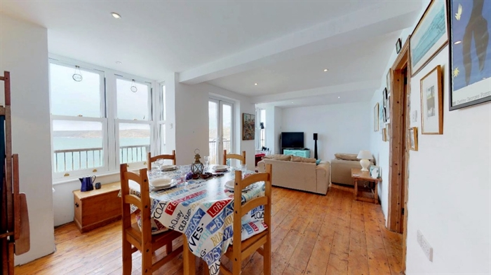 Detached Bungalow, 3 bedroom Property for sale in Sennen Cove, Cornwall for £525,000, view photo 5.