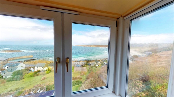 Detached Bungalow, 3 bedroom Property for sale in Sennen Cove, Cornwall for £525,000, view photo 23.
