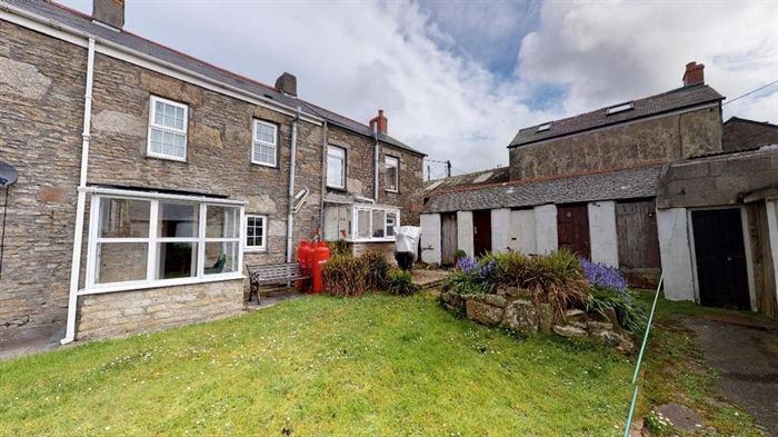 Terraced, House, 3 bedroom Property for sale in St Just, Cornwall for £200,000, view photo 2.