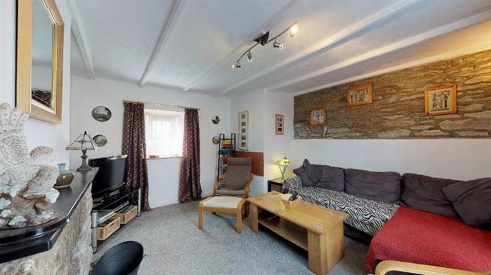 Terraced, House, 3 bedroom Property for sale in St Just, Cornwall for £200,000, view photo 4.