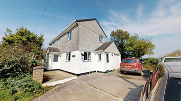 House for sale in Hayle: Fraddam, Hayle, Cornwall.  TR27 6EH., £335,000