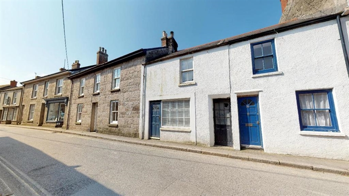 Terraced, House, 2 bedroom Property for sale in St Just, Cornwall for £150,000, view photo 1.