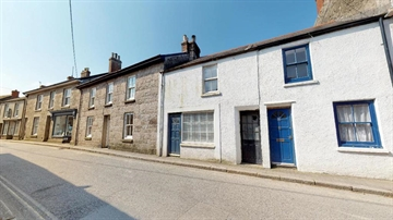 Terraced, House for sale in St Just: Fore Street, St Just.  TR19 7LJ, £170,000
