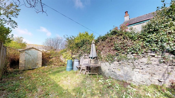 Terraced, House, 2 bedroom Property for sale in St Just, Cornwall for £150,000, view photo 18.