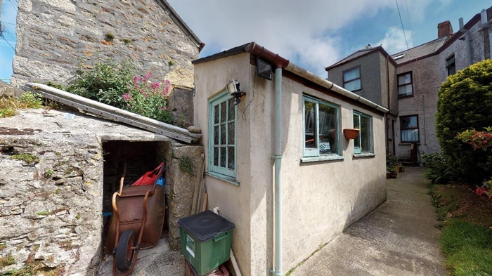 Semi Detached House, 2 bedroom Property for sale in St Just, Cornwall for £165,000, view photo 3.