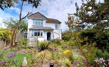 Detached House for sale in Mousehole: Foxes Lane, Mousehole, TR19 6QQ, £650,000