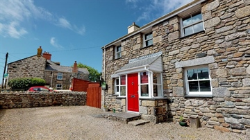 Semi Detached House for sale in Pendeen: Trewellard, Pendeen.  TR19 7SD, £320,000
