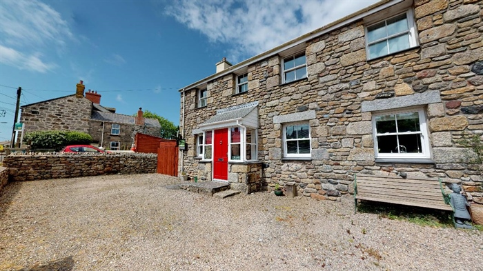 Semi Detached House, 4 bedroom Property for sale in Pendeen, Cornwall for £320,000, view photo 26.