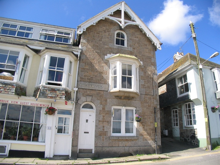 End of Terrace, 4 bedroom Property for sale in Newlyn, Cornwall for £275,000, view photo 2.