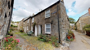 End of Terrace sold in Newlyn: Chapel Street, Newlyn, Penzance.  TR18 5BQ, £150,000