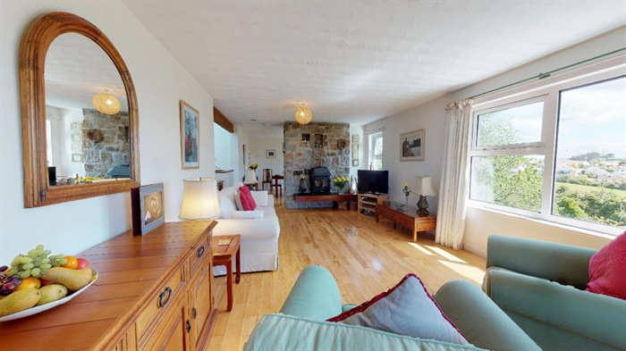 Detached House, 3 bedroom Property for sale in Ludgvan, Cornwall for £380,000, view photo 6.