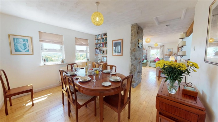 Detached House, 3 bedroom Property for sale in Ludgvan, Cornwall for £380,000, view photo 10.