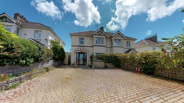 Semi Detached House for sale in Penzance: Peverell Road, Penzance, TR18 2AT, £325,000