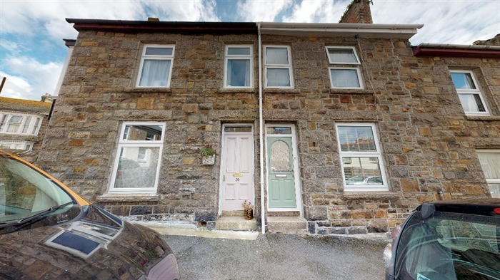 Terraced, 2 bedroom Property for sale in Penzance, Cornwall for £190,000, view photo 21.