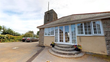 Detached Bungalow, Holiday Home for sale in Hayle: Rosewarne, Connor Downs.  TR27 5JQ, £140,000
